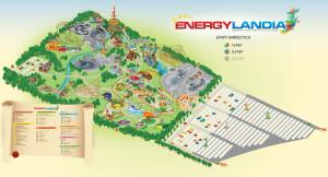 EnergyLandia Parkplan 2014