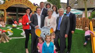 Familie Mack - Europa-Park 2014