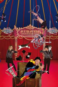 Freizeitland Geiselwind Zirkus 2014