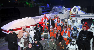 German Garrison im Legoland Deutschland