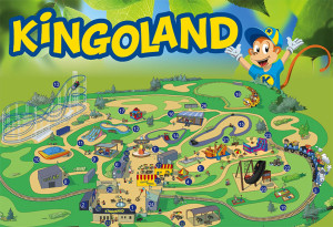 Kingoland Parkplan 2014