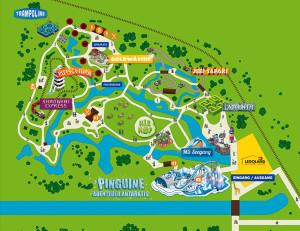 Abenteuer Park Oberhausen Parkplan 2014