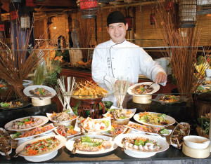 Phantasialand Restaurant Bamboo
