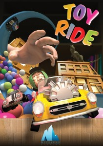 Toy Ride im Ravensburger Spieleland