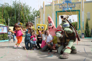 25 Millionen Besucher im Movie Park Germany