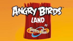 Thorpe Park feiert 35. Jubiläum mit Angry Birds Land-Eröffnung