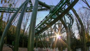 Arthur Europa-Park Achterbahn