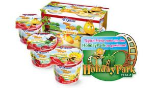 Holiday Park Gutschein 2014 auf Bauer Joghurt: 5 Euro Rabatt für bis zu 5 Personen