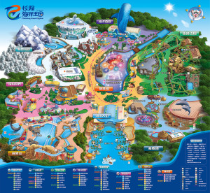 Chimelong Parkplan
