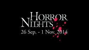 Europa-Park Horror Nights 2014