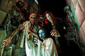 Europa-Park Horror Nights Darsteller