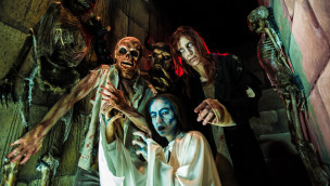 Europa-Park Horror Nights Darsteller