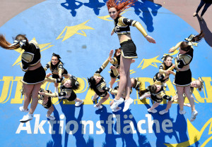 Europa-Park Cheerleader