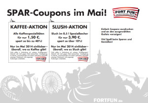 Fort Fun Abenteuerland Gutscheine im Mai 2014