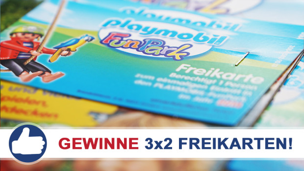 FreikartenFreitag - Playmobil FunPark