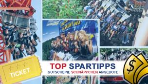 Freizeitpark-Gutscheine und Rabatte satt – Die TOP-Schnäppchen im Mai/Juni 2014
