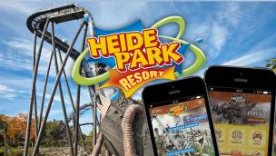 Heide-Park App für iPhone und Android