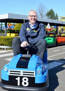 Legoland-Geschäftsführer Martin Kring