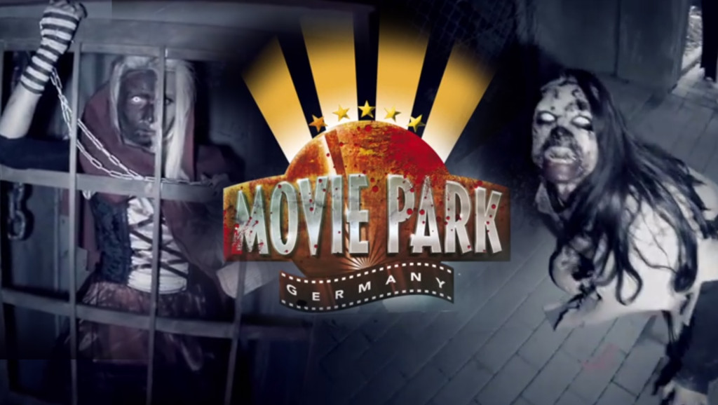 Movie Park Germany Halloween Horror Fest 2014
