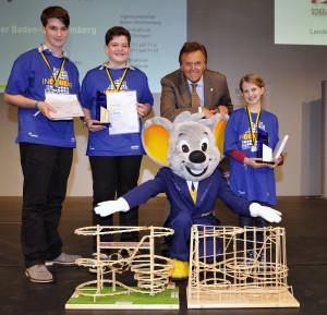 Sieger des Looping Wettbewerbs 2014