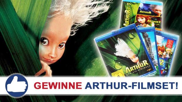 Arthur Filmset Gewinnspiel