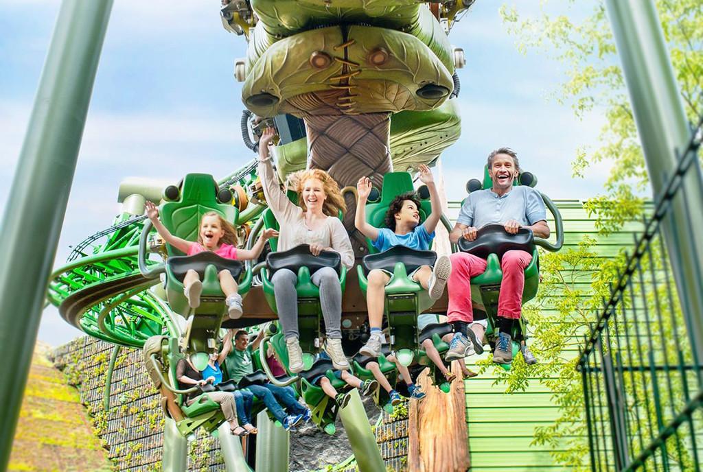 Arthur im Königreich der Minimoys - Europa-Park