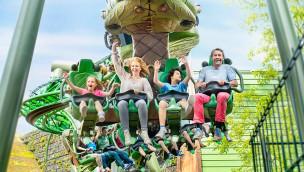 """Europa-Park – Luc Besson und Familie Mack feiern """"ARTHUR – Im Königreich der Minimoys"""""""