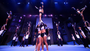 Elite Cheerleading Championship 2016 findet zu Pfingsten im Movie Park Germany statt