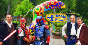 Science Fiction Tag im Freizeitland Geiselwind