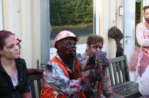Movie Park Germany Halloween Horror Fest Darsteller