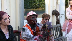 Movie Park Germany Halloween Horror Fest Darsteller
