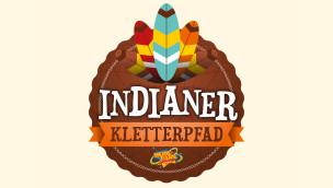 Heide-Park Hochseilgarten Indianer Kletterpfad