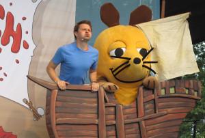 Die Maus-Show im Holiday-Park