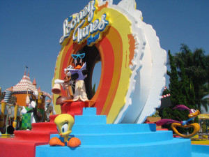 Looney Tunes in Hopi Hari