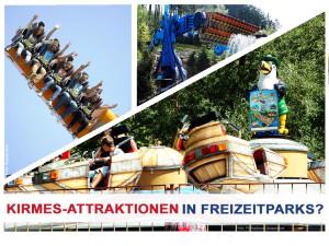 Meinungs-Mittwoch zu Kirmesattraktionen in Freizeitparks