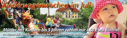 Schloss Thurn Kinderwagenwochen 2014