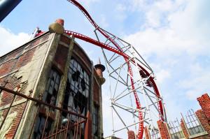 Sky Scream im Holiday Park