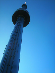 Sky Tower in Sea World San Diego