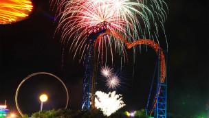 Skyline Park bei Nacht 2015: verschoben auf 22. August