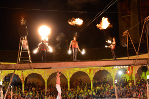 Spanische Feria 2014 im Europa-Park