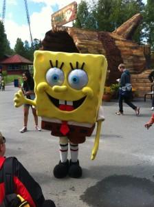 Spongebob Schwammkopf in TysenFryd