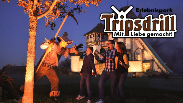 Tripsdrill Halloween