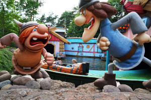 Wickie Splash im Holiday Park