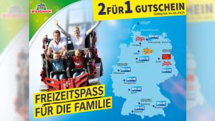 Wiesenhof Freizeitpark-Gutscheine kostenlos zum Ausdrucken – gültig bis März 2015!