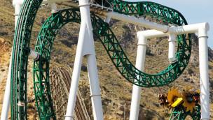 Mann fällt aus Achterbahn und stirbt: Gurt versagt im spanischen Freizeitpark Terra Mítica
