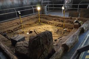 Ausgrabungsstätte - The Lost Temple Eröffnung