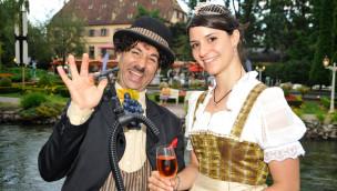 Europa-Park feiert die Region mit Badischem Weinfest 2014