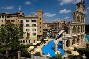 Europa-Park Hotel Colosseo
