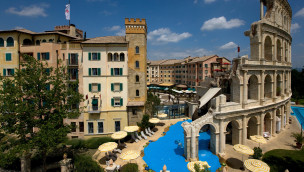"Europa-Park Hotel Colosseo gewinnt ""TOP HOTEL Family Cup 2014"" in der Kategorie ""Logis"""