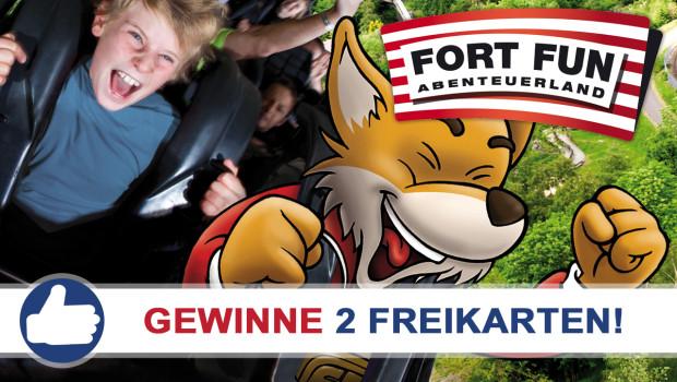 FreikartenFreitag - Fort Fun Abenteuerland